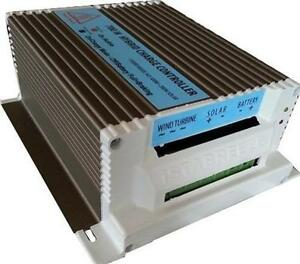 Microchip Hybrid Laderegler 12v i-650W Istabreeze windgenerator