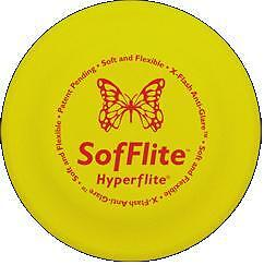 HYPERFLITE-SOFFLITE-DISC-Soft-Flexible-Frisbee-Flyer-Dog-Puppy-Toy