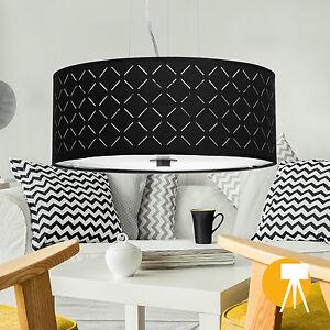 h nge lampe pendel leuchte design modern beleuchtung decke wohnzimmer esszimmer ebay. Black Bedroom Furniture Sets. Home Design Ideas