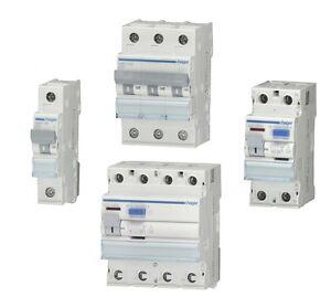 Hager-LS-Schalter-Leitungsschutzschalter-FI-Schutzschalter-MBN-MCN-CDA-6-63A