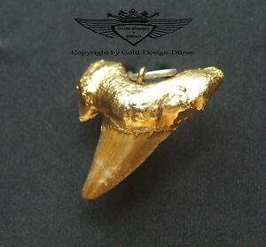 hai zahn anh nger fossil 24 karat vergoldet gold 24. Black Bedroom Furniture Sets. Home Design Ideas