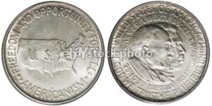 Half Dollar, 1952, Booker T. Washington ...