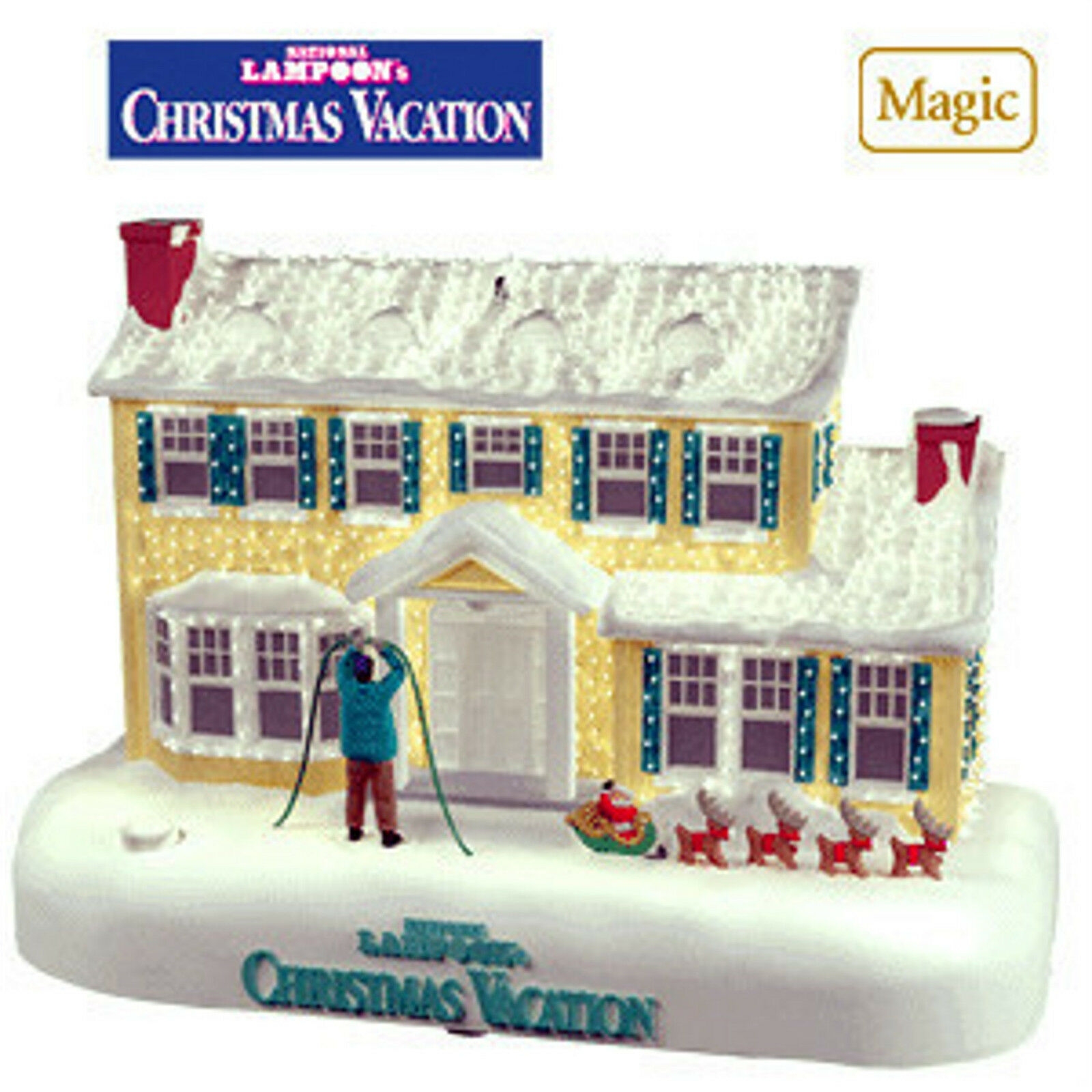 Hallmark 2010 A Bright and Merry National Lampoon's Christmas Vacation