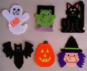 HALLOWEEN PLASTIC CANVAS PATTERNS | Browse Patterns