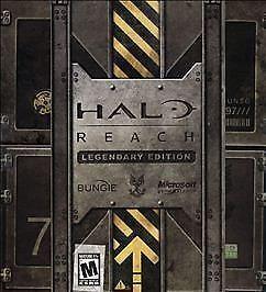Halo: Reach -- Legendary Edition (Micros...