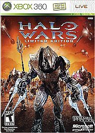 Halo Wars (Limited Edition)  (Xbox 360, ...