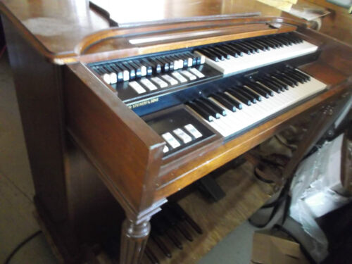 "Hammond M3 Organ Vintage 1955 ""Baby B3"" in Musical Instruments & Gear, Piano & Organ, Organ 