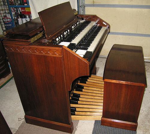 Hammond Organ C3 with Leslie 122 Fully Factory Restored! in Musical Instruments & Gear, Piano & Organ, Organ | eBay