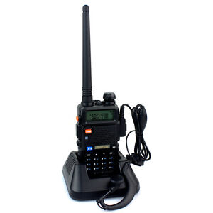 Hand-funkgeraet-2M-70cmRT-5R-U-V-Dual-Band-FM-Walkie-Talkie-Upgrade-to-520MHZ-DE