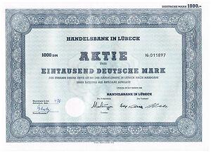 Handelsbank-Luebeck-AG-Inhaber-Aktie-1-000-DM-von-1973