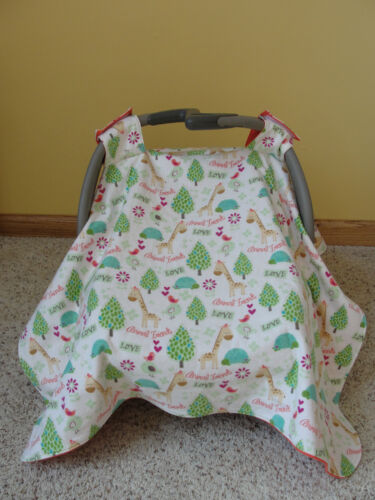 Handmade Carseat Canopy Cover in Baby, Car Safety Seats, Car Seat Accessories | eBay