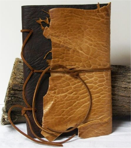 Handmade Leather Journal, Diary, Planner, Sketchbook, Agenda 9X6 Browns in Books, Accessories, Blank Diaries & Journals | eBay