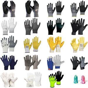 Handschuhe-Arbeitshandschuhe-Montagehandschuhe-Maxiflex-LeiKaFlex-Mechaniker