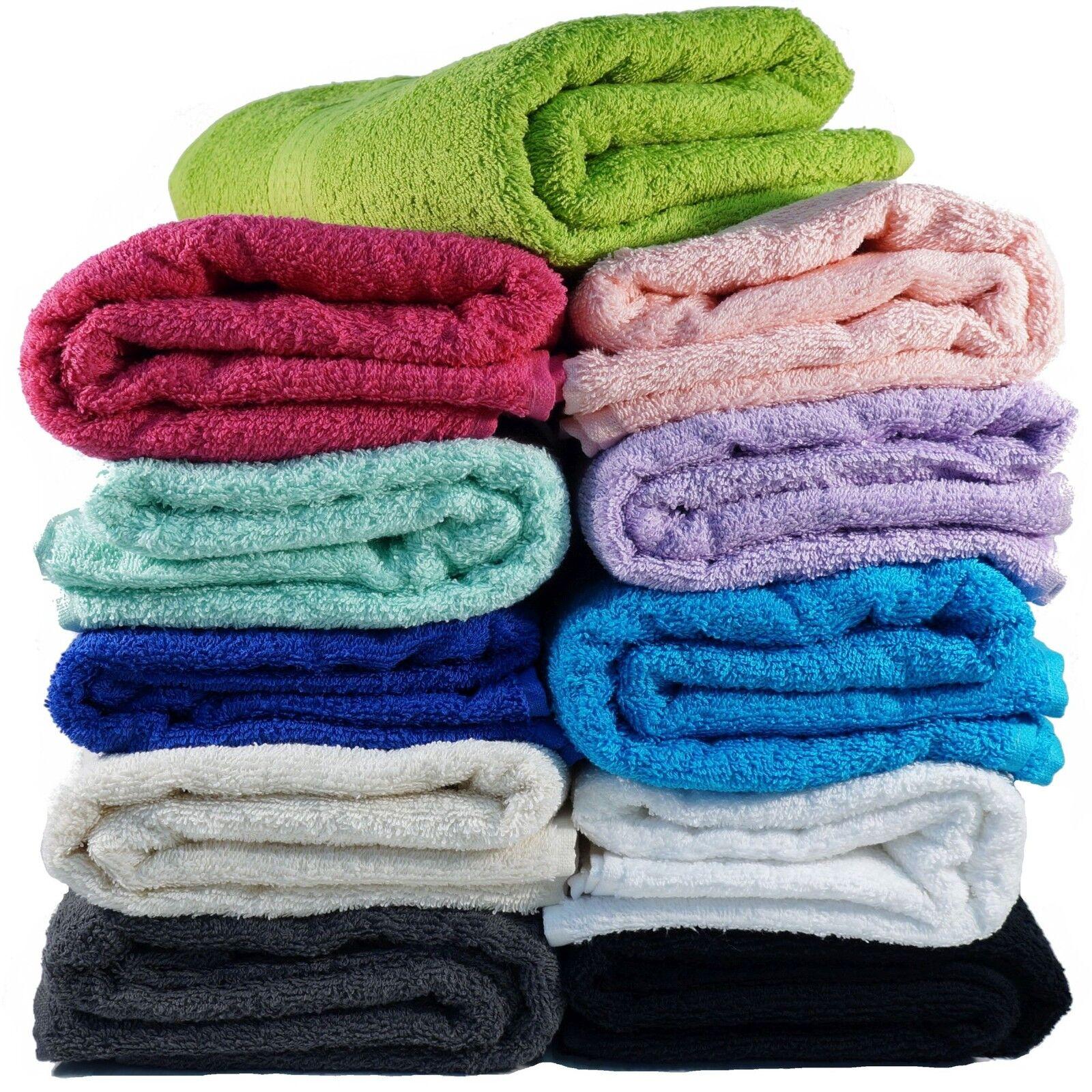 handt cher handtuch g stetuch duschtuch badetuch g stet cher duscht cher ebay. Black Bedroom Furniture Sets. Home Design Ideas