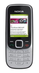 Handy-Nokia-2330-classic-Deep-Black-Schwarz-NEU-OVP-Ohne-Simlock