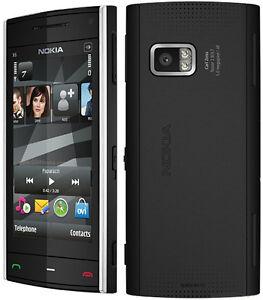 Handy-Nokia-X6-00-Schwarz-Black-8GB-Smartphone-Mit-Branding-Ohne-Simlock-NEU