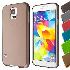 Handy-Tasche-TPU-Silikon-slim-Case-Schutz-Huelle-Cover-schale-durchsichtig-duenn