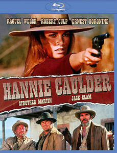 Hannie Caulder (Blu-ray Disc, 2011)