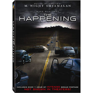 The Happening (DVD, 2009, Checkpoint; Se...