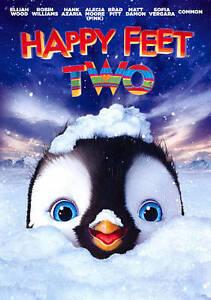 Happy Feet Two (DVD, 2012, Includes Digi...