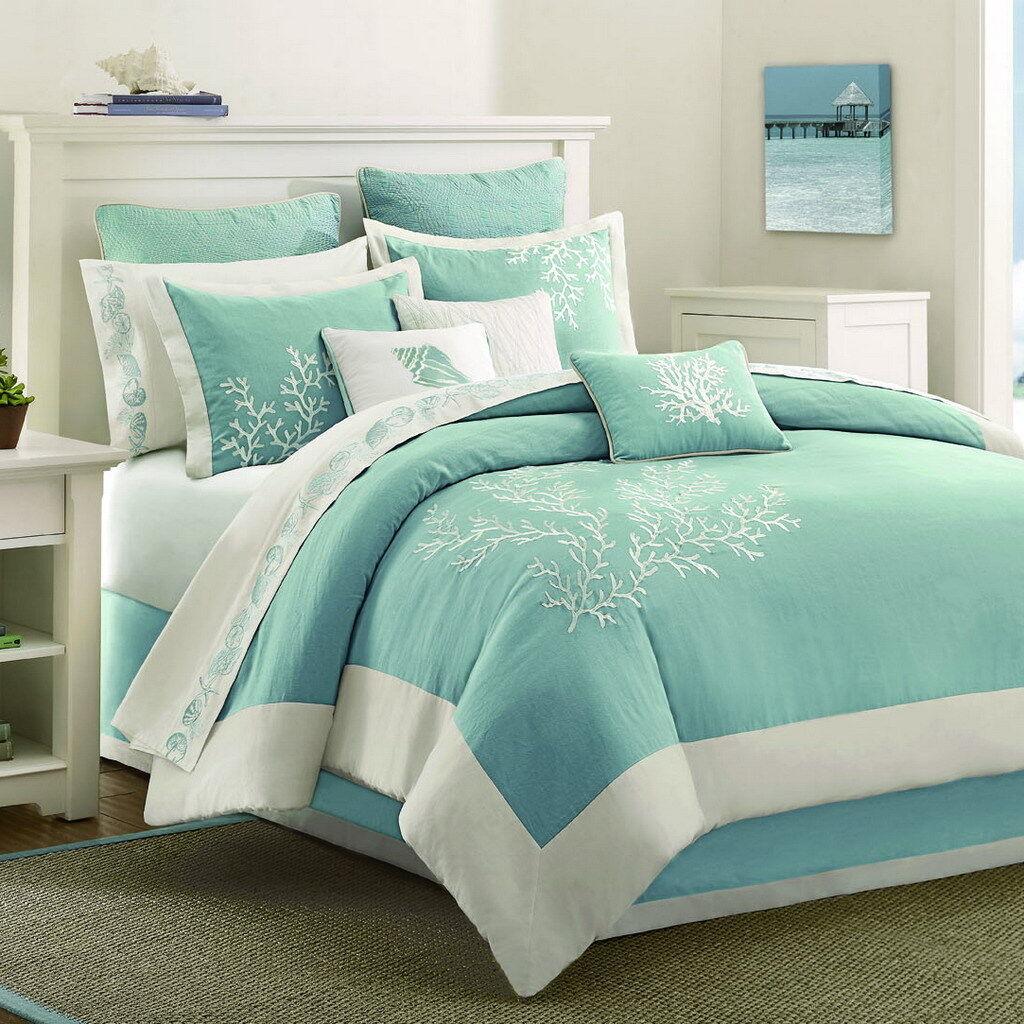 Harbor House Coastline Comforter Set eBayWhite Coastal Bedding