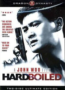 Hard Boiled (DVD, 2007, 2-Disc Set, Ulti...