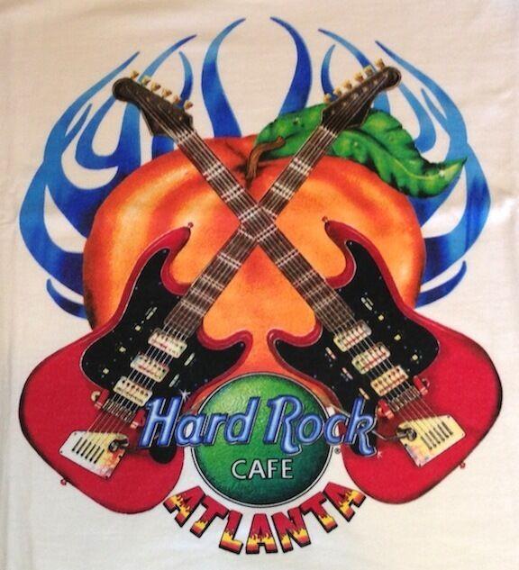 Atlanta Hard Rock Cafe Shirt