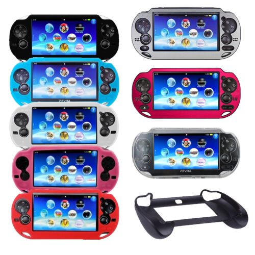 Hard and Soft Silicone Cases for PS Vita PSV Playstation - Many Colors to Choose in Video Games & Consoles, Other | eBay