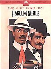 Harlem Nights (DVD, 2002, Widescreen)