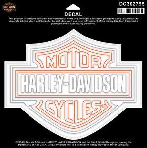 harley davidson aufkleber decal b s transparent. Black Bedroom Furniture Sets. Home Design Ideas