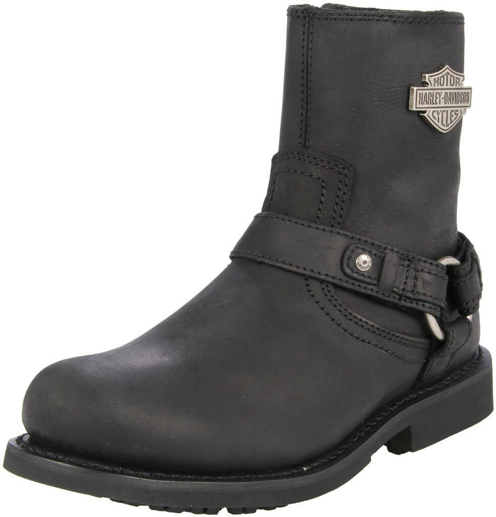 Harley Davidson Mens Scout Motorcycle Boots 95262