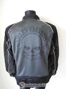 Harley Davidson Mesh Jacke