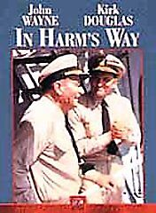 In Harm's Way (DVD, 2001, Sensormatic)
