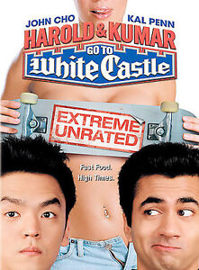 Harold & Kumar Go To White Castle (DVD, ...