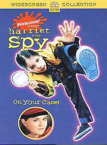 Harriet the Spy (DVD, 2003)