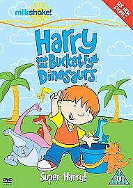 Harry And His Bucketful Of Dinosaurs - S...