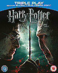 Harry Potter And The Deathly Hallows Par...