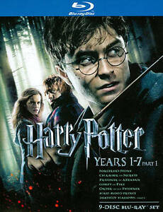 Harry Potter: Years 1-7, Part 1 (Blu-ray...