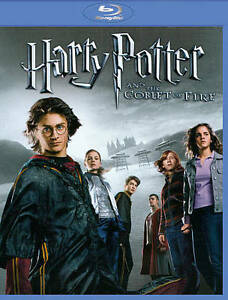 Harry Potter and the Goblet of Fire (Blu...