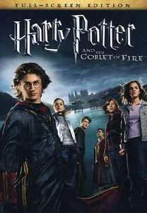 Harry Potter and the Goblet of Fire (DVD...