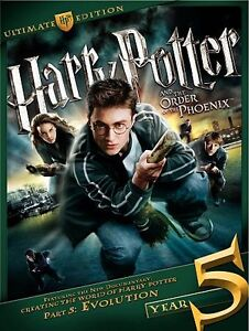 Harry Potter and the Order of the Phoeni...