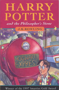 Harry Potter and the Philosopher's Stone...