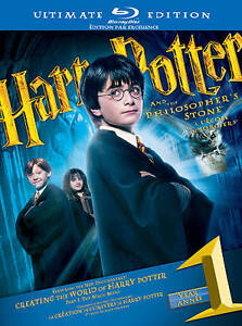 Harry Potter and the Sorcerer's Stone (B...