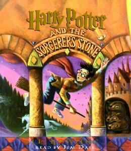 Harry Potter and the Sorcerer's Stone by J. K. Rowling - Audiobook in Books, Audiobooks | eBay
