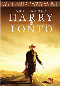 Harry and Tonto (DVD, 2005)