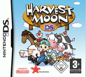 Harvest Moon DS (Nintendo DS, 2007)