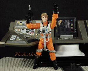 Hasbro-Star-Wars-Figur-1-18-Clone-X-Wing-Fighter-Pilot-Luke-Skywalker-2005-S319