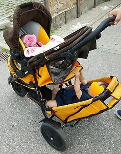 Hauck geschwisterwagen Zwillingswagen Freerider mit babyschale von Hauck - Deutschland - Hauck geschwisterwagen Zwillingswagen Freerider mit babyschale von Hauck - Deutschland