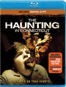 The Haunting in Connecticut (Blu-ray Dis...