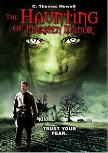 The Haunting of Marsten Manor (DVD, 2008...